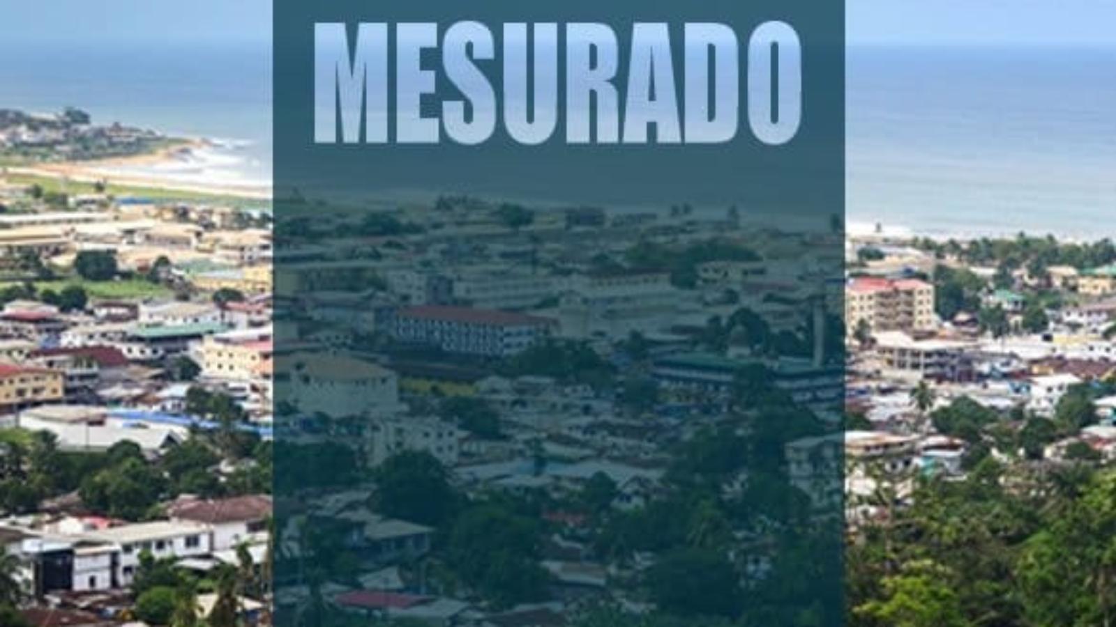 Cape Mesurado